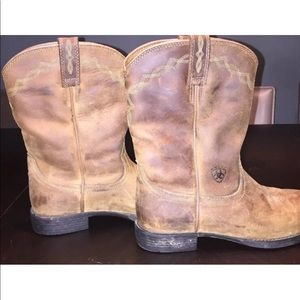 956d0635fb9c6 Ariat Women's Heritage Roper Western Boots Brown